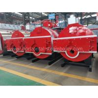 Cheap WNS Type Integrated Condensing Combi Boiler / Oil And Gas Boiler For Paper Industry for sale