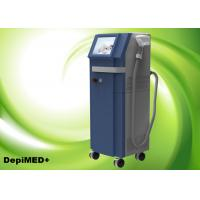 Cheap 808nm Diode Laser Hair Removal Machine , Laser Medical Equipment for Woman / Men for sale