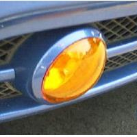 Cheap halogen led clear mini Auto Ceiling lamp Neon amber fog lights for sale