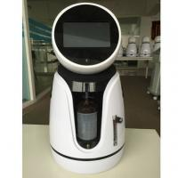 White & Black Humanoid Smart Robot High Purify Oxygen Concentrator 1L Per Minute Manufactures