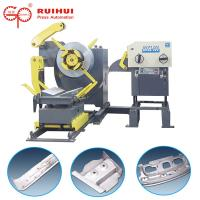 Cheap Coil Handling System Decoiler And Straightener Feeder With Coil Loading Car (Mac2-600) for sale