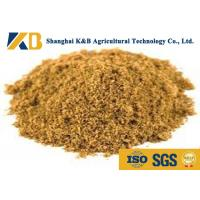 Cheap SGS Certificate Bulk Chicken Feed Cattle Feed Concentrate TVBN 120mg/G Max for sale