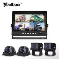 Cheap MDVR Hidden Vehicle Reversing Systems CCTV Camera Night Vision LCD Screen for sale