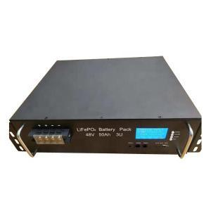 Cheap OEM 48V 50Ah Solar Panel Battery Storage for sale