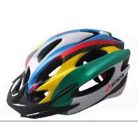 Cheap 2014 NEW Cycling BICYCLE HERO BIKE multi-color HELMET With Visor for sale