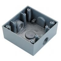 "Buy cheap Square Watertight / Waterproof Electrical Box 1/2"" 3/4"" Size To Protect from wholesalers"