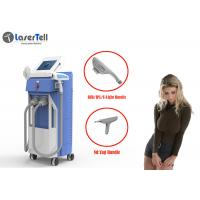 Cheap Painless Ipl Hair Removal Machine / Laser Hair Depilation Machine Easy Installation for sale