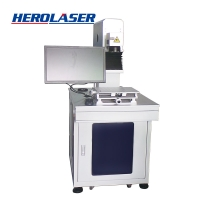 Cheap CE Approval UV Laser Marking Machine for sale