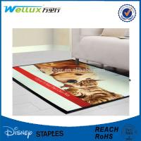 China Non - toxic Gym Outdoor Rubber Floor Mats with Photo 1.5 MM Thickness REACH on sale
