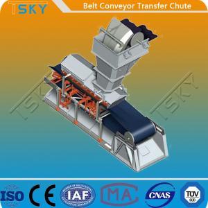 Cheap Belt Conveyor Transfer Chute CE Batching Plant Spare Parts for sale