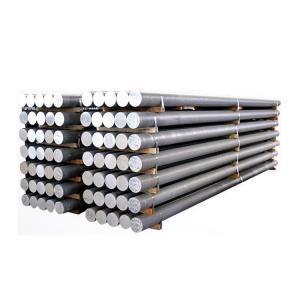 Cheap 6063 6061 5005 5052 7075 Aluminum Round Bar , Solid Aluminum Bar 2m / 3m for sale