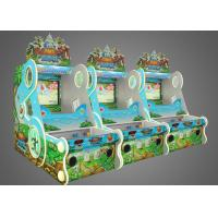 Cheap Touch Screen Fashion Arcade Shooting Machine With Multi Missions for sale