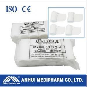 Absorbent Cotton Gauze Roll