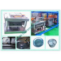 Punching Aluminum Foil Container Mould With 2 Cavity / 3 Cavity Manufactures