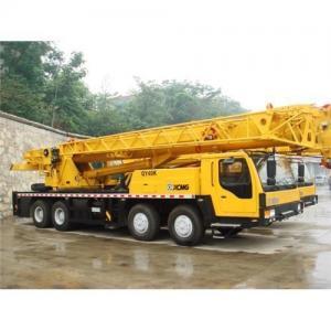 Xuzhou XCMG QY40K Truck Crane Safety 40 Ton 1400KN.m