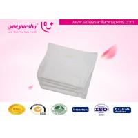 Cheap Cotton Menstrual Ultra Thin Natural Sanitary Napkins Lady Use With Wings for sale