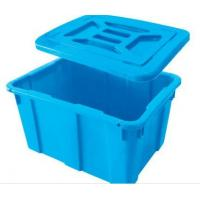 Cheap Large Plastic Water Tank/Storage Box with Lid for sale