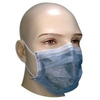 Quality Heath Care 4 Ply Disposable Face Mask Active Carbon 99.8% Bacterial Filtration Efficiency wholesale