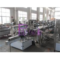 Cheap Drink Processing Manual Bottle Labeling Machine For Bottles , Shrinking Tunnel for sale