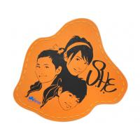 OEM / ODM Personalized Cloth Mouse Pad For Computer Game CMYK Sublimation printing