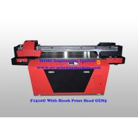 High Resolution Industrial Flatbed UV Phone Case Printer Multicolor Manufactures
