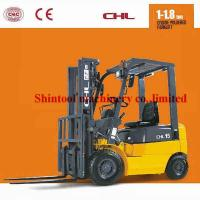 Cheap 1500kg TCM Gasoline Forklift Nissan K15 Engine With 3000mm Lifting Height for sale
