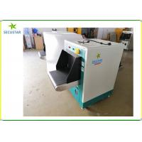 Cheap Hotel Parcel X Ray Baggage Scanner Small Tunnel Organic Inorganic Distinguish for sale
