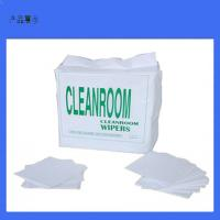 China Clean Room Disinfectant Wipes For Panel Display , Disposable Wipes on sale