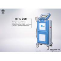 Cheap High Performance Hifu Wrinkle Removal Machine , Anti Puffiness Skin Tightening Machine for sale