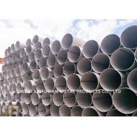 Cheap 2B Surface S31803 Duplex Stainless Steel Pipe Heat Resitance For Cargo Tanks for sale