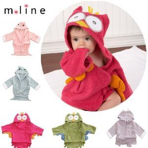 Cheap New Hooded Animal modeling Baby Bathrobe/Cartoon Baby Towel/Character kids bath robe for sale
