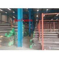 Cheap SSAW LSAW LSAW HFW Duplex Steel Pipe , Mild Steel Seamless Tube CE Certificated for sale