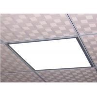 Cheap Commercial Lighting Ultra Thin LED Panel Light 48W Square Panel Ceiling Lights for sale