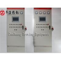 China Beer Brewery Control System , Brewing Temperature Controller For Hotels on sale