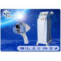 Quality Multifunctional IPL Laser Hair Removal Machine with 10.4 True Color Touch Screen wholesale
