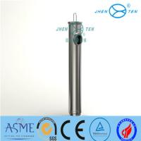Buy cheap SS304/SS316L Perforated Plate strainer/ SS Strainer elements Tube Filter  Sanitary Filter Housing For Food Beverage from wholesalers