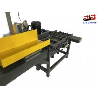 Buy cheap Artificial Feeding Hydraulic Rag Baler With PLC Control System from wholesalers