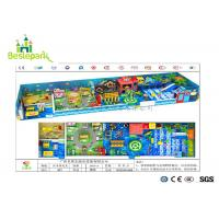 Cheap Shopping Mall Indoor Play Yard For Toddlers Custom Made Design 1680 * 1000 * 350cm for sale
