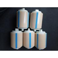Cheap Resistant Corrosive And Dustproof Plastic Nylon Rollers / Conveyor Plastic Rollers for sale