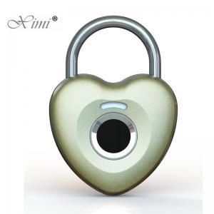 Buy cheap Zinc Alloy Fingerprint RFID Door Lock USB Power Supply Easy Operation from wholesalers
