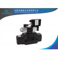Cheap Casting 4 Way Spool Hydraulic Servo Valve For Marine / Palstic Machine OEM for sale