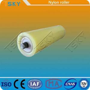 Cheap Quarry Industry Nylon Antistatic Conveyor Idler Roller for sale