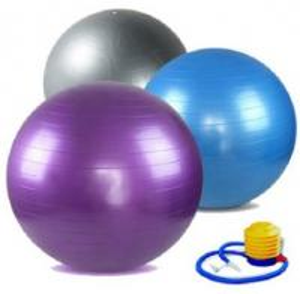 Cheap Anti Burst Yoga Ball 65 cm  75cm for sale