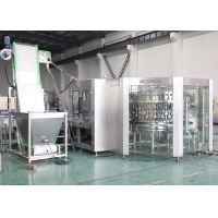 Cheap Full Automatic DCGF 24-24-8 Carbonated Drink Filling Machine for sale