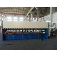 Cheap sharped corner V Cutter CNC Grooving Machine Hydraulic 3.2m Long Table CE Standard for sale