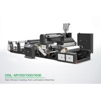 Buy cheap High Speed Coating Non Woven Lamination Machine With CE Certification from wholesalers