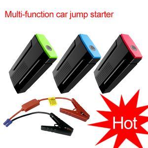 China Mini car battery chargerportablejumpstartermulti-functionjumpstarter on sale