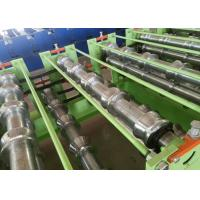Quality Main Power 5.5Kw IBR And Corrugated Double Layer Roof Panel Roll Forming Machine wholesale
