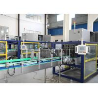 Cheap Heat Shrink Packaging Equipment With Heat Shrink Tunnel , Long Life Time for sale