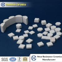 Cheap Chemshun Ceramic Wear Resistant Alumina Lining Pieces as Lagging Ceramics for sale